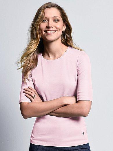Bogner - Shirt model Velvet van 100% katoen met ronde hals