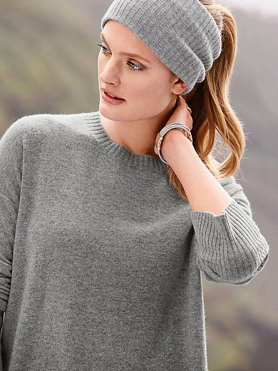 include - Jumper in 100% PREMIUM cashmere