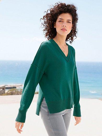 FTC Cashmere - V-bluse
