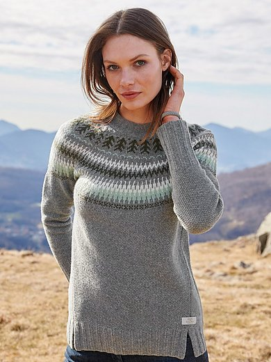 Barbour - Round neck jumper