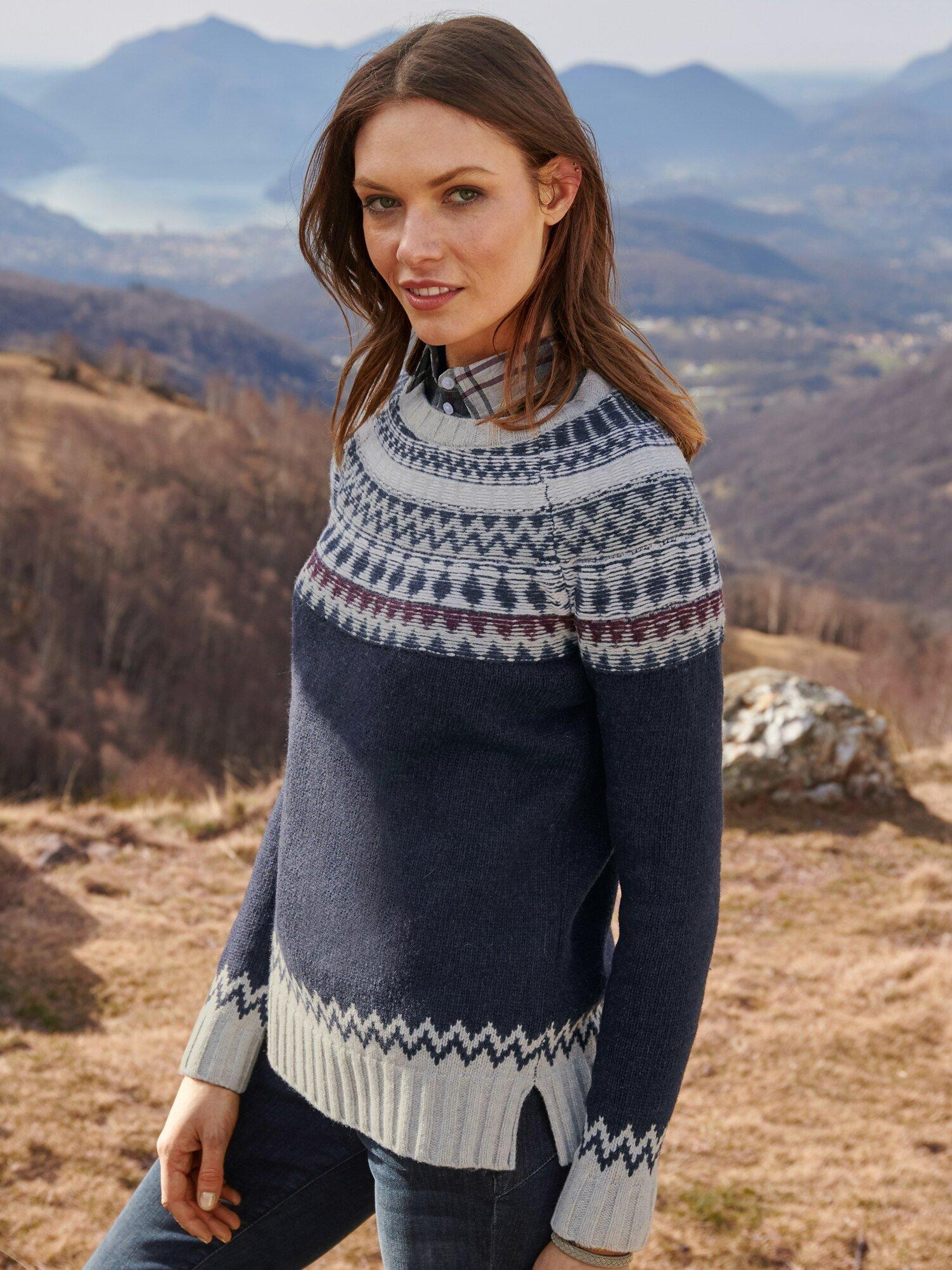 barbour jumpers