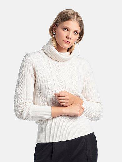 Fadenmeister Berlin - Pullover aus 100% Schurwolle von Biella Yarn