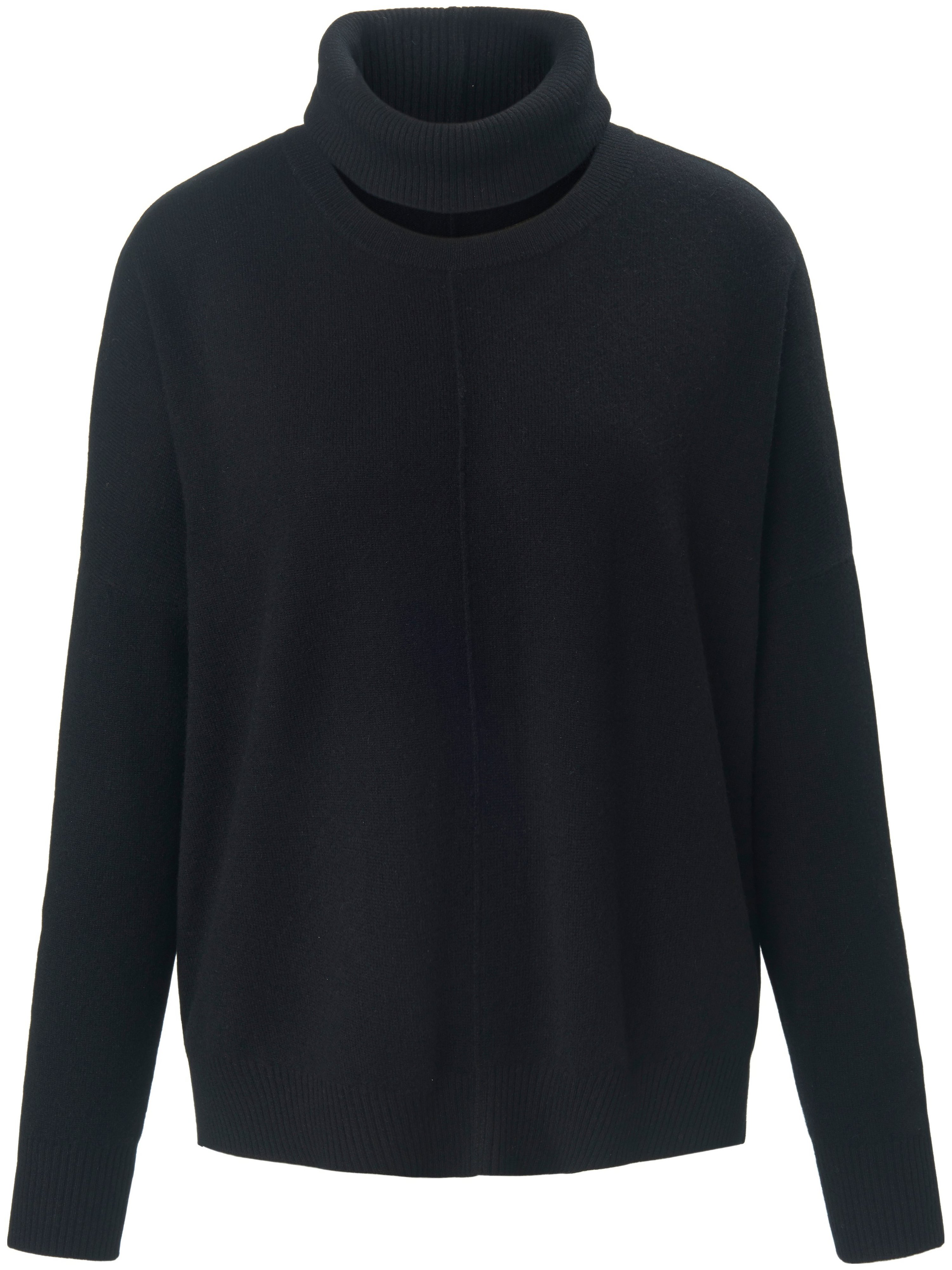 Le pull 100% cachemire  include noir taille 40