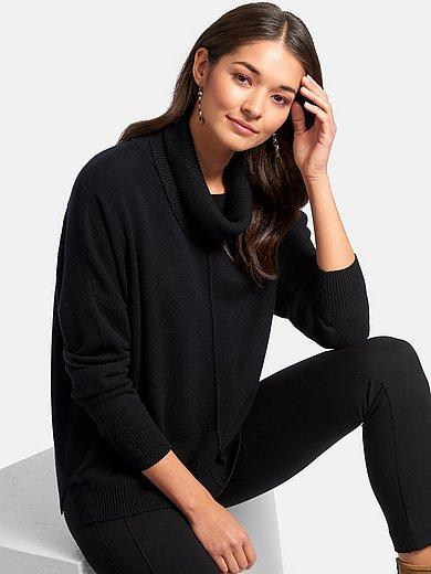 include - Rundhals-Pullover aus 100% Kaschmir