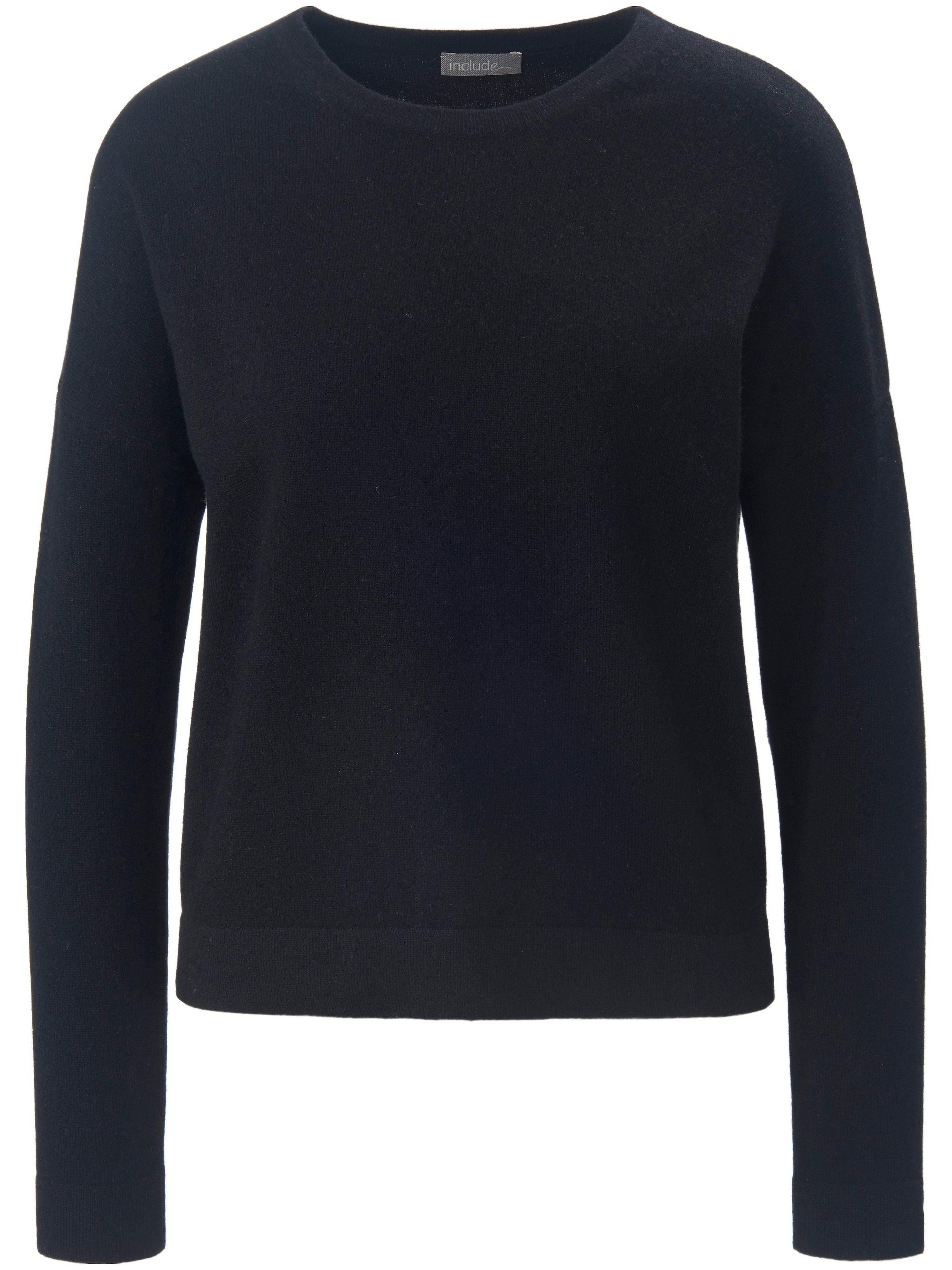 Le pull 100% cachemire  include noir taille 42