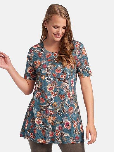 Anna Aura - Shirt met korte mouwen en ronde hals