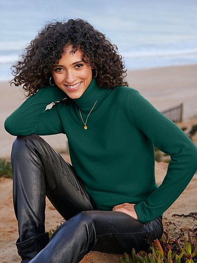 Peter Hahn Cashmere - Trui met col model Roxy