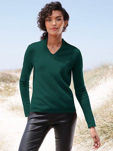 Peter Hahn Cashmere - Pullover in Pure cashmere in premium quality – Viv