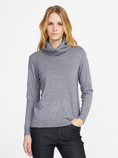 Peter Hahn - Roll-neck jumper design Tamara