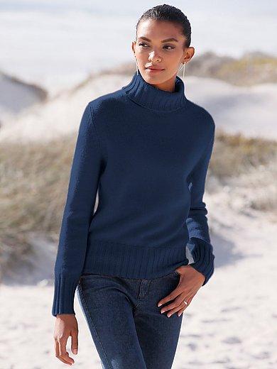 Peter Hahn Cashmere - Pullover aus 100% PREMIUM Kaschmir Modell Bernadet