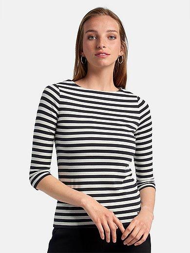 Bogner - Shirt van 100% katoen met 3/4-mouwen
