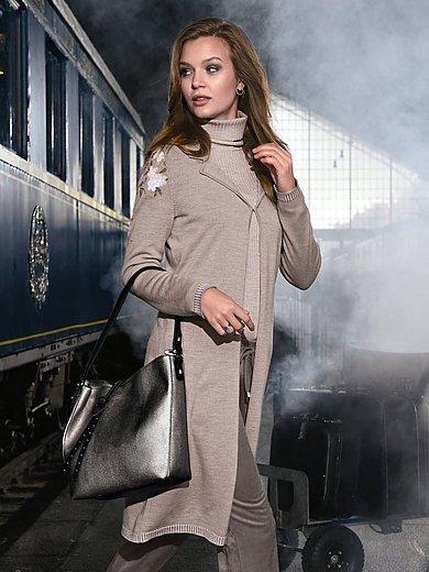 portray berlin - Le manteau en laine vierge Biella Yarn