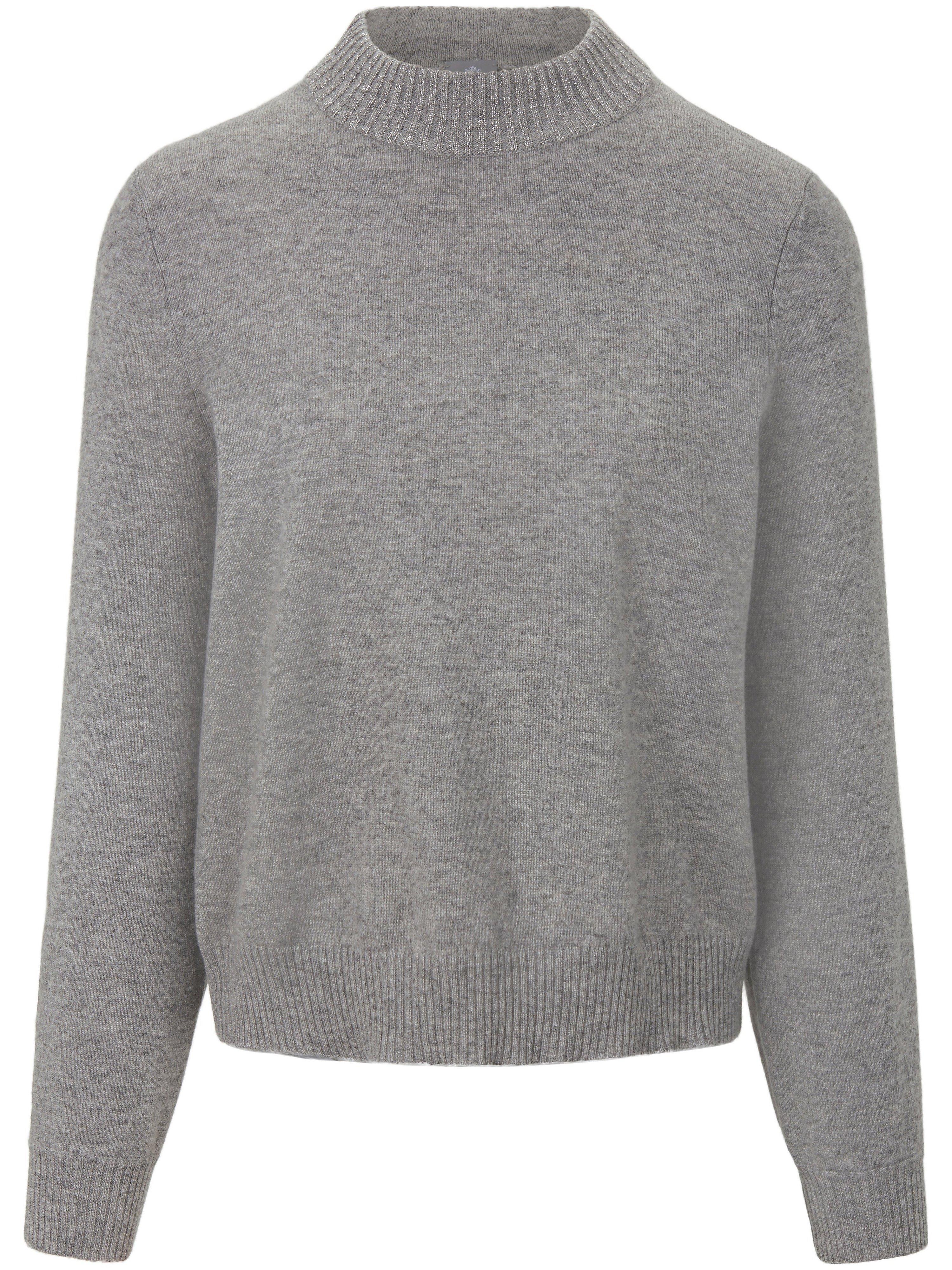 Le pull 100% cachemire  FTC Cashmere gris taille 44