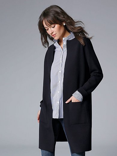 MAERZ Muenchen - Open-fronted cardigan