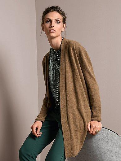 Marella - Strickjacke mit überschnittener Schulter