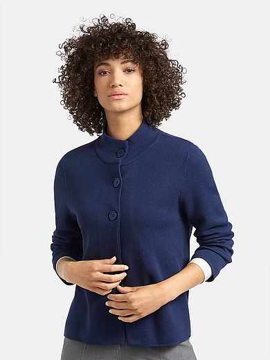 mayfair by Peter Hahn - Cardigan with 7/8-length sleeves
