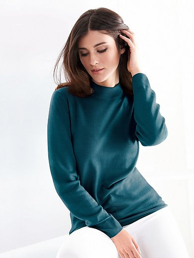 Peter Hahn - Le pull 100% laine vierge
