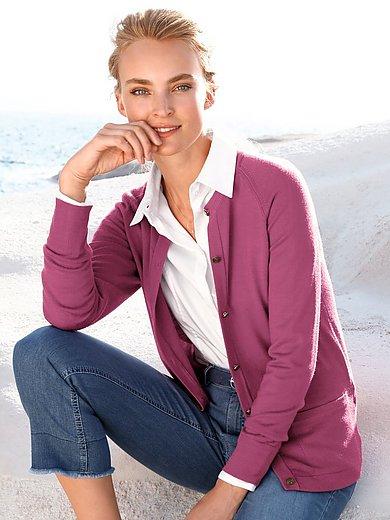 Peter Hahn - Vest van 100% scheerwol, model Ida