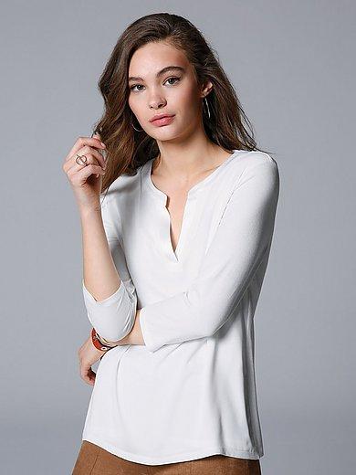 comma, - La blouse manches 3/4