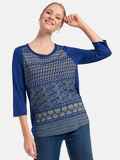 Riani - Shirt met ronde hals en 3/4-mouwen