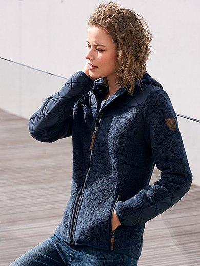 Schöffel - Knitted fleece jacket design Sakai Plus