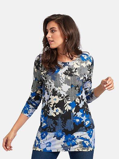 Emilia Lay - Shirt met lange mouwen en bloemenprint