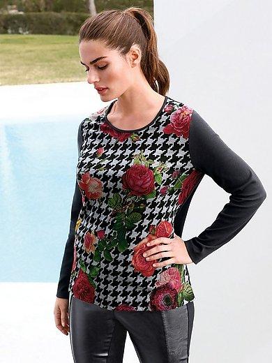 Emilia Lay - Rundhals-Shirt mit 1/1-Arm