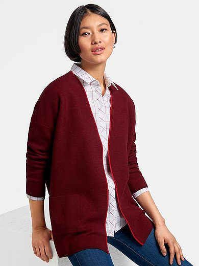 Peter Hahn - Cardigan with long sleeves