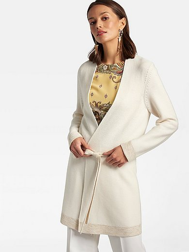 Laura Biagiotti Roma - Cardigan with 7/8-length sleeves