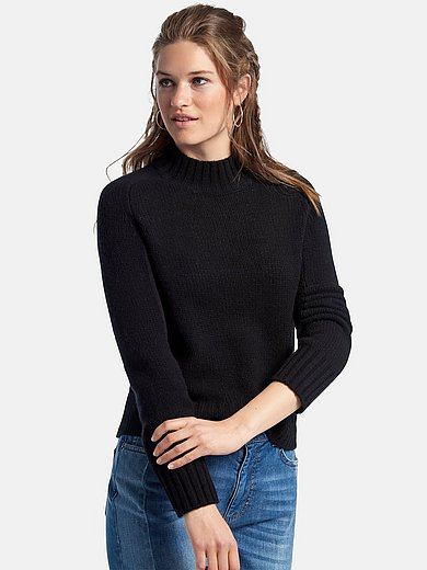 FLUFFY EARS - Le pull ligne Boxy