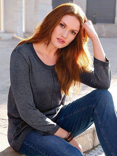 Anna Aura - Rundhals-Pullover mit 3/4-Arm