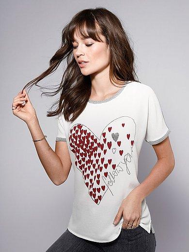 Brax Feel Good - Blusen-Shirt mit angeschnittenem 1/2-Arm