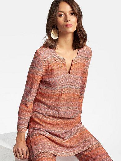 Laura Biagiotti ROMA - Slightly longer tunic with 7/8-length sleeves