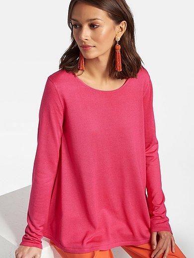 Laura Biagiotti ROMA - Rundhalsad tröja med lång ärm