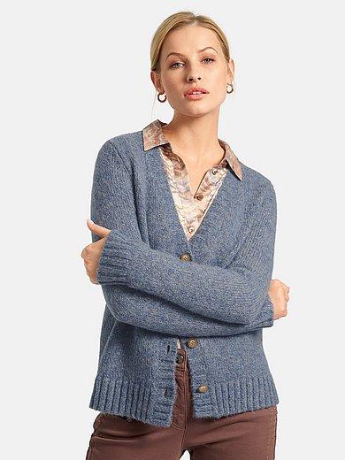 Basler - Cardigan with a V-shaped neckline