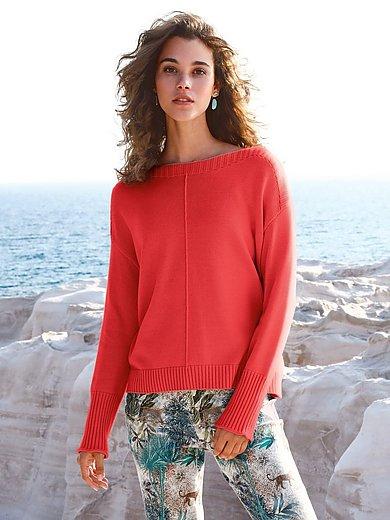 Peter Hahn - Pullover aus 100% Baumwolle Pima Cotton