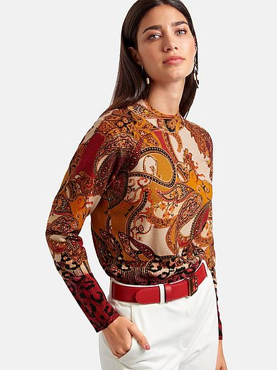 Laura Biagiotti Roma - Jumper with long sleeves