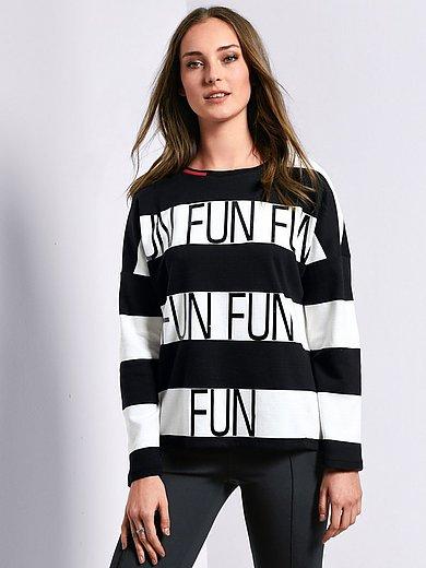 Margittes - Sweatshirt mit überschnittener Schulter