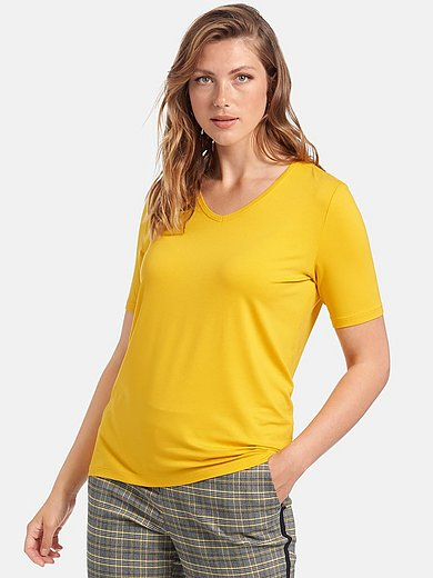 Anna Aura - Shirt met korte mouwen en V-hals