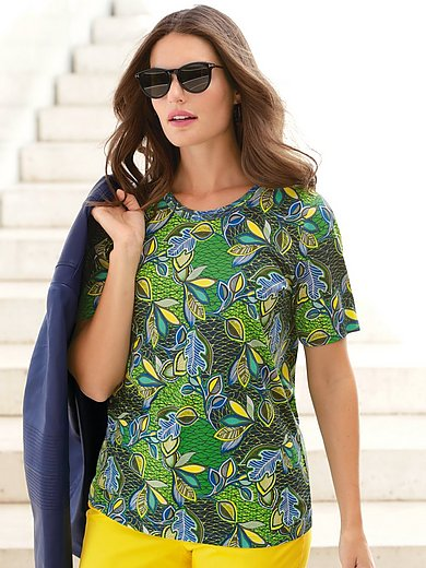 Emilia Lay - Shirt mit Rundhals-Ausschnitt