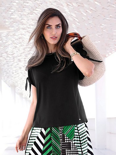 Emilia Lay - T-shirt with short sleeves