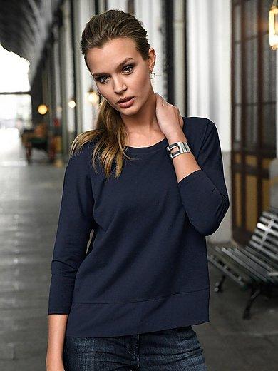 Laurèl - Rundhals-Shirt mit 3/4-Arm