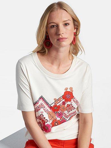 Basler - Le T-shirt encolure arrondie