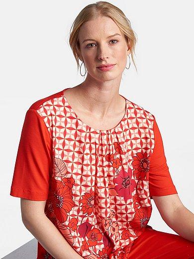 Basler - Short-sleeved round neck top