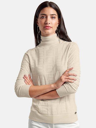 Laura Biagiotti Roma - Rollkragen-Pullover