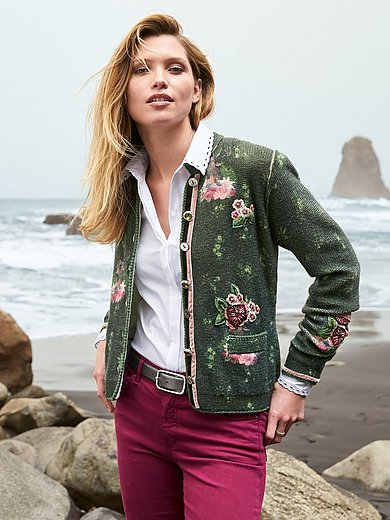 Zaubermasche - La veste en laine vierge et cachemire