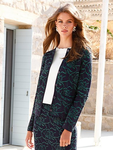 mayfair by Peter Hahn - Le cardigan 100% coton