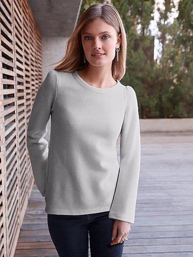 GOAT - Rundhalsad tröja i 100% kashmir