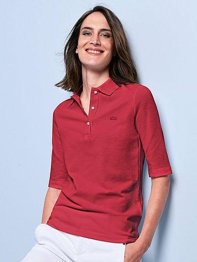 Lacoste - PoloShirt mit langem 1/2-Arm