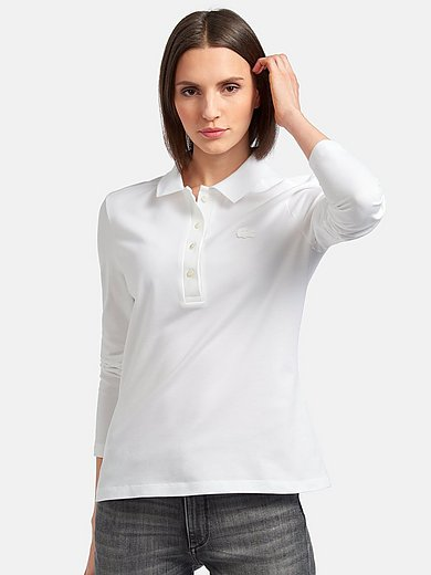 Lacoste - Polo shirt with long sleeves